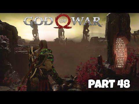 WELCOME TO NIFLHEIM : THE REALM OF FOG | GOD OF WAR 4 WALKTHROUGH PART 47