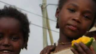 Children's Song, Ethiopian Harrar People, African Music.