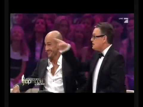 Germany's Next Topmodel Staffel 4 FINALE Teil  1 2009