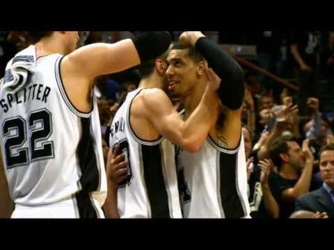 NBA - Take a special all-access look at Game 3 of the 2013 NBA Finals as the San Antonio Spurs overwhelm the visiting Miami Heat to take a 2-1 advatage in the seri...