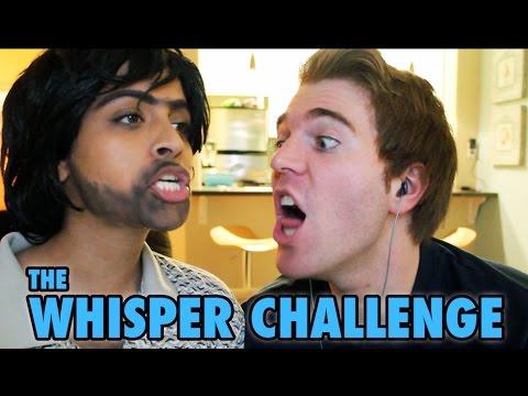 WHISPER CHALLENGE w/ Shane Dawson