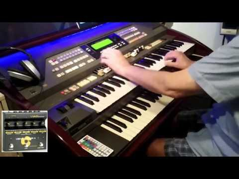 Neo Instruments Ventilator II – Hammond Organ Demo