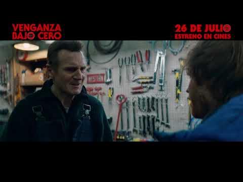 """Venganza bajo cero - TV SPOT 20""""?>"""