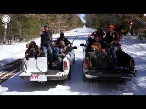 Musikvideo gjord tillsammans med Google Earth bilen
