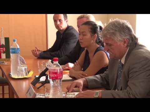 Együttműködési megállapodás Hainan tartománnyal - Szabó István beszéde