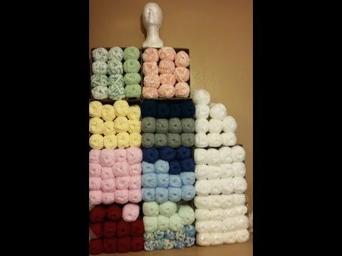 Storage for your Yarn haul can cost nothing.