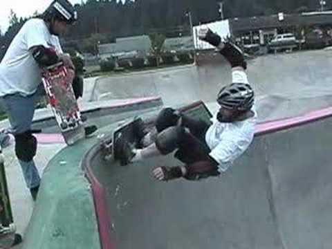 Reedsport, Oregon 2004