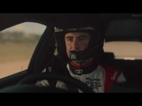 Toyota GR Yaris Television Commercial feat. Harry Bates