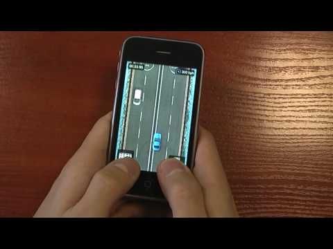 0 Endless Racing Game for iPhone