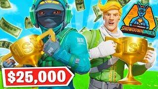 LACHY AND I WON $25,000!