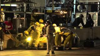 Watch Part 3 of the 2013 Petit Le Mans Race Broadcast.
