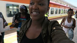 Hello everyone,hope you are well.We are making history and i had to be part of it,SGR was introduced to Kenya and like everyone else i was excited to ...