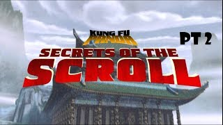 Nonton Kung Fu Panda Secrets Of Scroll 2016 Pt 2 Film Subtitle Indonesia Streaming Movie Download
