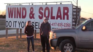 MISSOURI WIND AND SOLAR WEBSITEhttps://www.mwands.comSOCIAL MEDIA:FACEBOOK: https://www.facebook.com/MissouriWindandSolar/ INSTAGRAM: https://www.instagram.com/missouriwind/PINTEREST: https://www.pinterest.com/missouriwind/LINKEDIN: https://www.linkedin.com/company/missouri-wind-and-solar YELP: https://www.yelp.com/biz/missouri-wind-and-solar-seymour-2WHERE WE'RE LOCATED:332 Cobblestone DriveSeymour, Mo. 65746HOW TO CONTACT US:EMAIL: sales@mwands.comPHONE: 1-417-708-5359WHAT MAKES US DIFFERENT:Missouri Wind and Solar offers a service no other DIY wind and solar company does – system design, installation advice, and detailed personal diagrams on how to wire the system together.  You're not blindly purchasing products you *think* you might need, you're getting true customer and technical support before and after the sale.