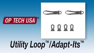 Utility Loop & Adapt-Its - OP/TECH USA System Connectors™