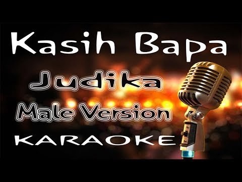 Judika - Kasih Bapa - Male Version ( KARAOKE HQ Audio )