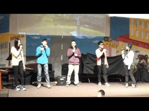 Teen's Zone 2014 Christmas Performance