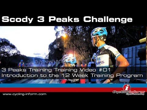 3 Peaks Training – Training Video #01 – 12 Week Cycle Training Plan Overview