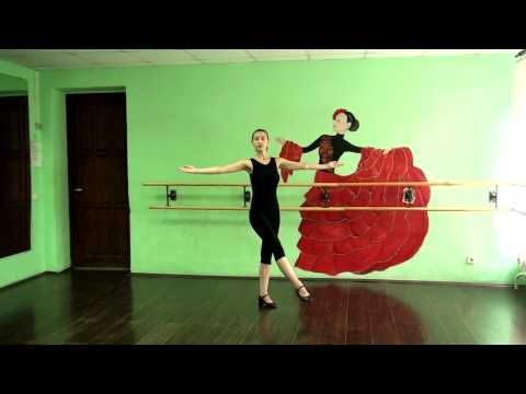 Методика и техника характерного народного танца - 2
