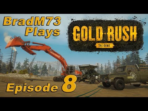 GOLD RUSH: THE GAME - PC Gameplay - Episode 8 - Setting up Splitters!