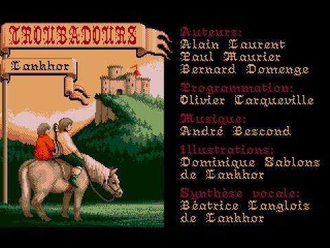 Troubadours Atari