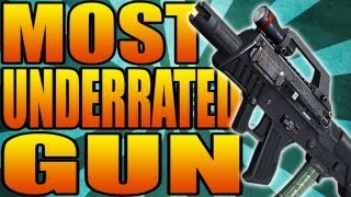 BO2 Most Underrated Gun: Chicom CQB! (COD Black Ops 2 Tips and Tricks)