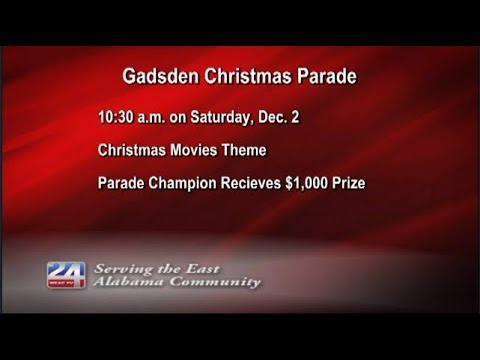 Gadsden Kiwanis Club Announces Changes for Christmas Parade | weactv24