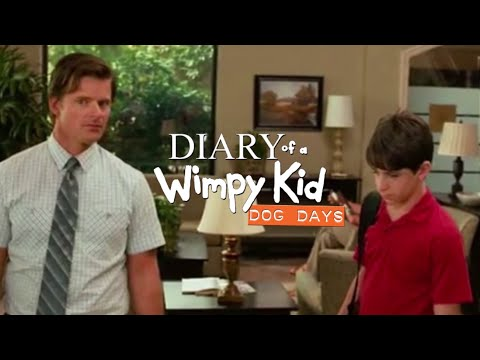 Diary of a Wimpy Kid: Dog Days (2012) - Smoothie Bill Scene
