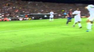 أجمل أهداف ميسي وبرشلونه على ريال مدريد