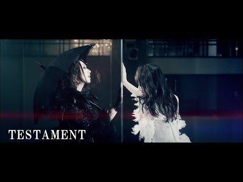 水樹奈々「TESTAMENT」MUSIC CLIP