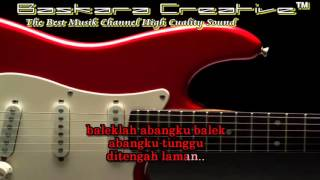 Abangku Jauh Jambi Karaoke No Vokal