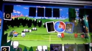 Copa Toon 2012 Cartoon Network: Hora De Aventura/ Vikingos Luchadores