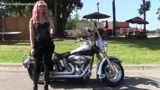8. Harley Davidson Heritage Softail Classic 2003 for sale