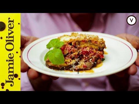 Baked Aubergine Parmigiana | Gennaro Contaldo