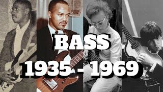 Video THE BASS 1935 - 1969 | The Players You Need to Know MP3, 3GP, MP4, WEBM, AVI, FLV Oktober 2018