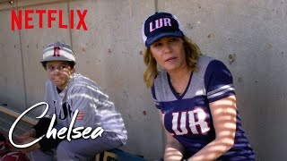 Video Chelsea Talks School and Girls with the Las Vegas Recruits Little League Team | Chelsea | Netflix MP3, 3GP, MP4, WEBM, AVI, FLV Oktober 2018