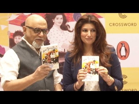 Twinkle Khanna At Her Mrs Funnybones Book Reading