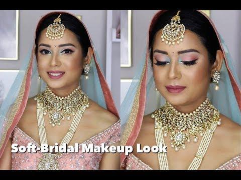 Video Soft South-Asian Bridal Makeup   Engagement Bride   Indian, Bangladeshi and Pakistani Bridal look download in MP3, 3GP, MP4, WEBM, AVI, FLV January 2017