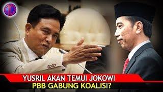 Video Ssst...! Yusril Akui Akan Temui Jokowi. PBB Bakal Gabung Koalisi? MP3, 3GP, MP4, WEBM, AVI, FLV September 2018