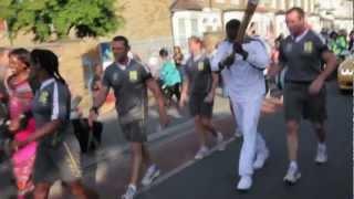 Jamal Edwards | Olympic Torch Bearer: SBTV