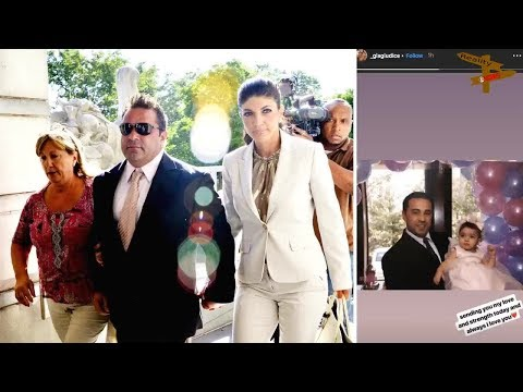 RHONJ Star Joe Giudice Released from Prison and Transferred to Immigration Detention Center,...