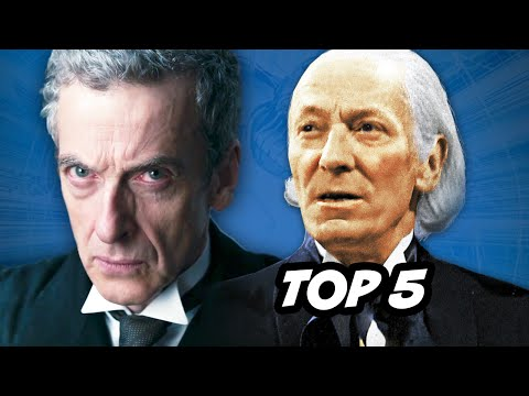 Who - Doctor Who Top 5 First Moments. Peter Capaldi references to Classic Who, more Missy Clara theories and Danny Pink Companion Sherlock thoughts ▻ http://bit.ly/AwesomeSubscribe Doctor Who Season...