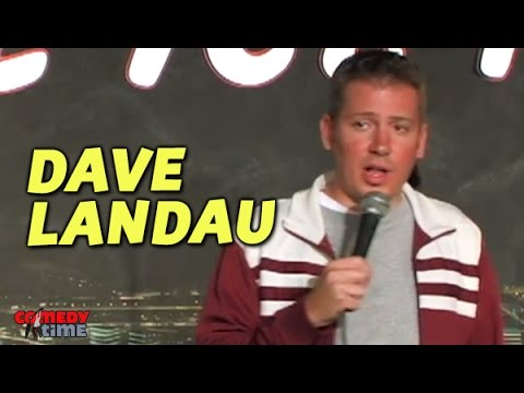 Quicklaffs - Dave Landau Stand Up Comedy