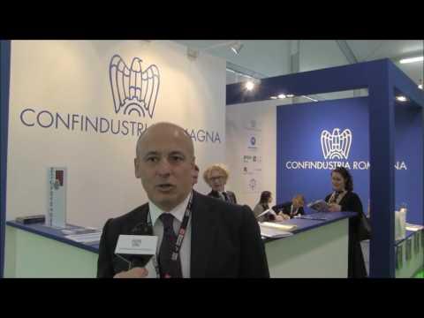 Il presidente Maggioli ad OMC 2017