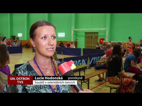TVS: Uherský Ostroh - Orientální tance