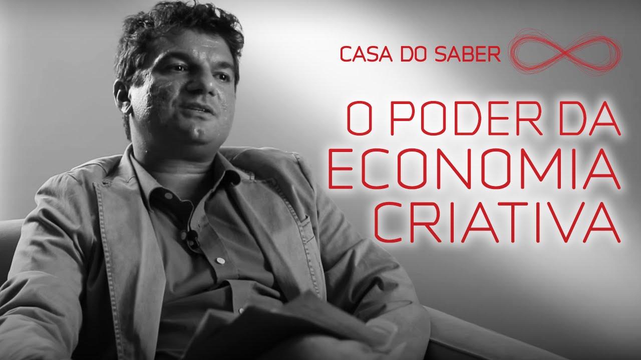 O poder da economia criativa | Fabrício Saad