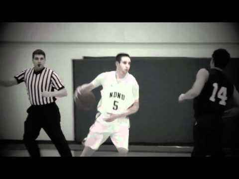 NDNU Men's Basketball Feature