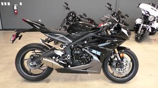 4. 586523   2013 Triumph Daytona 675 - Used motorcycles for sale