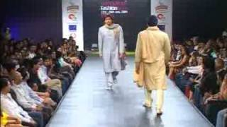 Bangalore Fashion Week 2009, Final Day Designer Rocky S Collection