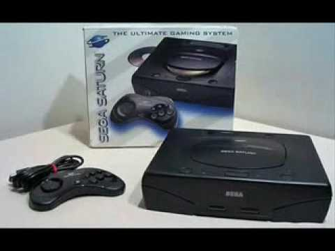 #9 Sega Saturn Review